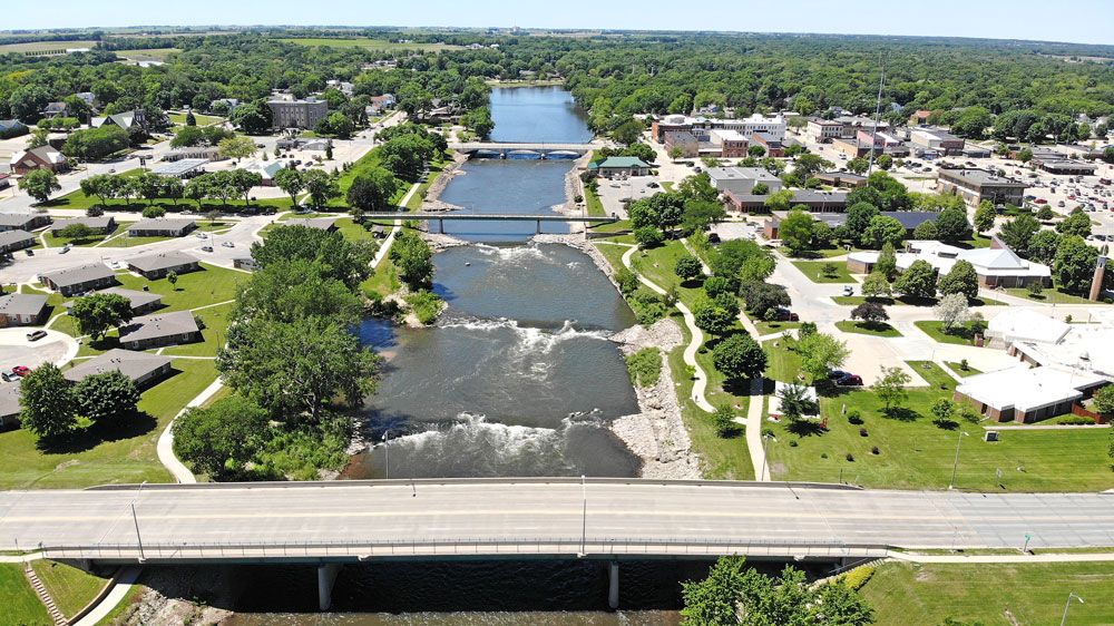 River cleanup planned Friday before Charles City whitewater events