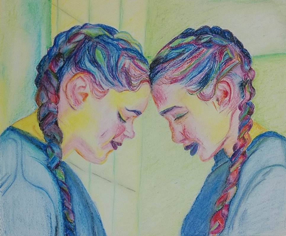 With no gallery, CCHS art show goes online