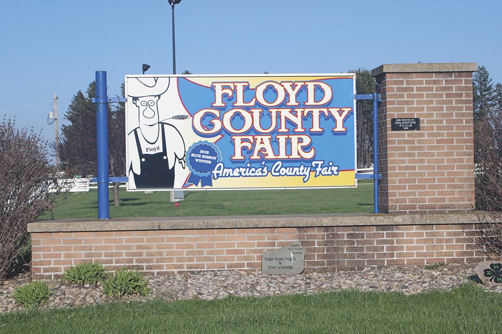 Floyd County Fair announces changes: No entertainment, single-day livestock events
