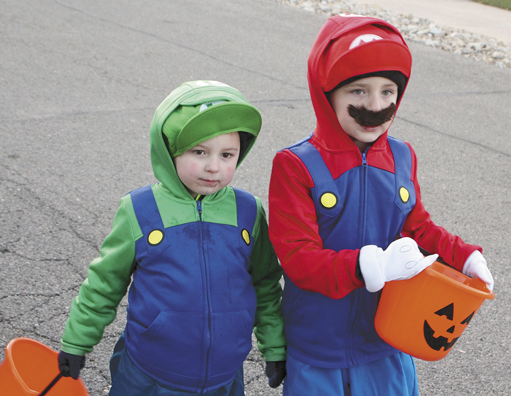 City to offer Halloween trick-or-treating guidelines