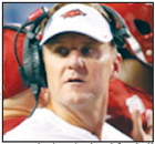 Morris out as Razorbacks coach after loss to WKU