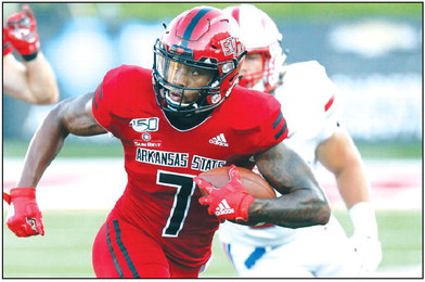 Red Wolves look to get bowl eligible against Chanticleers