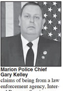 Marion police chief warns residents of scam