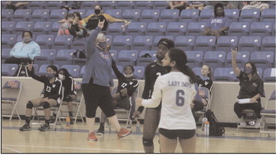Blue Imps sweep Whirlwinds